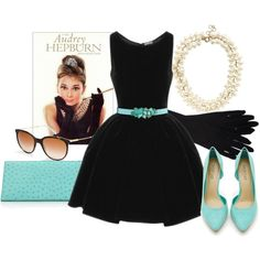 """Breakfast at Tiffanys"" by theresemarie on Polyvore"
