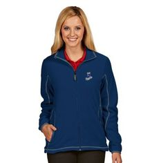 Women's Antigua Kansas City Royals Ice Polar Fleece Jacket $55.30