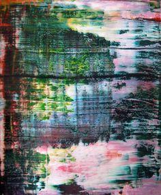 """Saatchi Online Artist: Jean Pierre Derian; Oil, Painting """"Untitled 2011"""""""