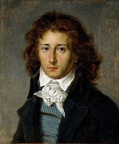 François-Pascal-Simon Gérard, 1790 (Antoine Jean Gros) (1771-1835) The Metropolitan Museum of Art, New York, NY 2002.441