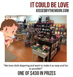 @Kissed by the Moon Store  ....like it if you love this store!