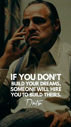 - Learn how I made it to in one months with e-commerce! Motivation Success, Motivation Quotes, Ambition, Motivational Quotes For Success, Inspirational Quotes, Patience, Happy Quotes, Best Quotes, The Godfather