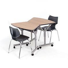Arc-8 Flex Desk, bowtie