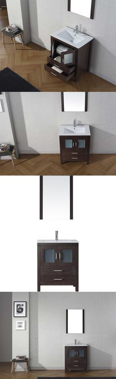 Vanities 115625 Dior 68 Single Sink Basin Bathroom Vanity Espresso