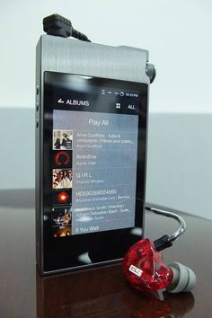 Le baladeur audiophile Astell&Kern AK240