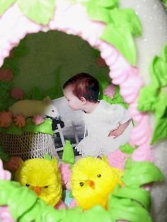 I love makeing this type of  personal dioramas in my sugar eggs. I did not make this one but  If you are interested in a similar one, check out my etsy shop at  iloveprisims.etsy.com