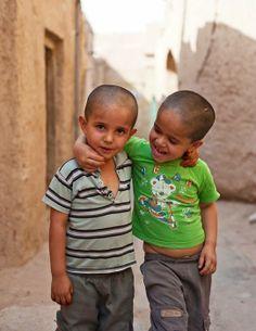 Adorable Iranian boys!