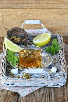 Chamomile Side Effects- With chamomile tea, this is especially important if you are allergic to any plant in the Asteraceae (Compositae) family, such as ragweed, echinacea, dandelions, arnica, sunflowers, chrysanthemums, feverfew, calendula, or asters, as this could mean you may also react to chamomile.