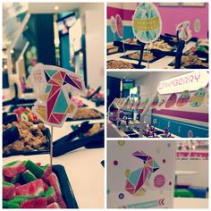 Selected Wakaberry Stores are getting into the Easter spirit. So make sure you hop on down with somebunny special and swirl a bowl of happiness :)