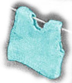 Knit Vest Pattern for and Doll – knitting vest – Knitting for Beginners Knitted Doll Vest Pattern, Knit Doll Vest, Knitted Dolls, Yarn Dolls, Ag Doll Clothes, Crochet Doll Clothes, Doll Clothes Patterns, Doll Patterns, Knitting Dolls Clothes