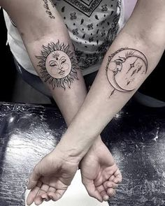 Image result for mother daughter seahorse tattoo