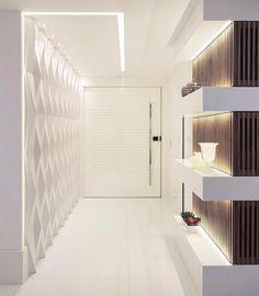 Mais um Hall de entrada super inspirador por aqui! Amei! Inspiração via @almocodesexta Projeto Max Mello Via @maisdecor_ www.homeidea.com.br Face: /homeidea Pinterest: Home Idea #homeidea #arquitetura #ambiente #archdecor #archdesign #projeto #homestyle #home #homedecor #pontodecor #homedesign #photooftheday #interiordesign #interiores #picoftheday #decoration #revestimento #decoracao #architecture #halldeentrada #revestimento3D #project #regram #home #casa #grupodecordigital