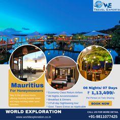 School Brochure, Water Sports Activities, Honeymoon Island, Sea Photography, Domestic Flights, Social Media Design, Mauritius, Resort Spa, Marketing Digital