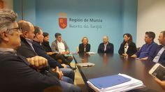 La creación de barreras y agrupaciones vegetales contemplada en el Plan de restauración de las explotaciones agrarias del Campo de Cartagena comenzará a instalarse en las fincas situadas  ...