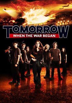 Tomorrow When the War Began Amazon Instant Video ~ Rachel Hurd-Wood, guter film, seltsam dass es keine serie oder einen zweiten teil gibt, das schreit ja förmlich nach mehr und bücher gibt es ja auch noch ca. 6 glaube ich. australien wird von feindlicher armee besetzt und ein paar jugendliche werden zu guerillakämpfern