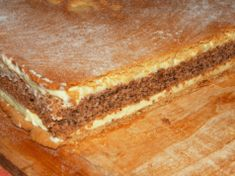 Recept na vynikající francouzský krémeš s ořechy a vanilkovým krémem. Tuto delikatesu, bude milovat celá Vaše rodin! Rodin, Tiramisu, Pie, Ethnic Recipes, Desserts, Food, Torte, Tailgate Desserts, Cake