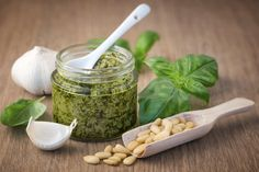 This healthier version of pesto is a great alternative for your regular sauce.