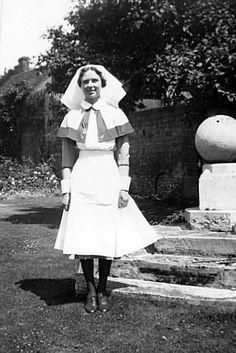 Collecting Nursing History - Nurse Marjorie Earley