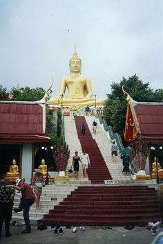Golden Buddha, Koh Samui, Thailand