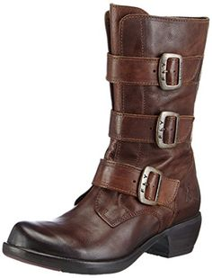 Fly London MADY Damen Halbschaft Stiefel - http://on-line-kaufen.de/fly-london/fly-london-mady-damen-halbschaft-stiefel