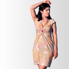 Hug my Lady Kleid Ebook Größe 32 - 52 - TINAlisa Schnittdesign