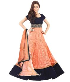 Suits Online Shopping, Anarkali Suits, Tie Dye Skirt, Orange Color, Skirts, Stuff To Buy, Pakistani, Indian, Fashion