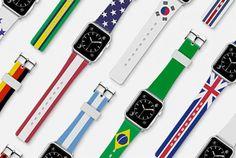 Olympics-themed Apple watch bands hit market   ARMENPRESS Armenian News Agency