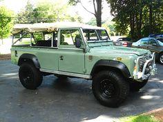 67 Land Rover Defender
