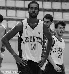 #SamuelDominguez. #Lucentum 62-66 #AmicsCastello. 28 de septiembre de 2014. #Basket #Baloncesto #Alicante #AdeccoPlata #Pretemporada