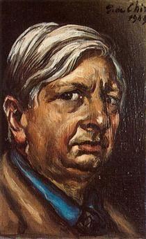 Self Portrait - Giorgio de Chirico