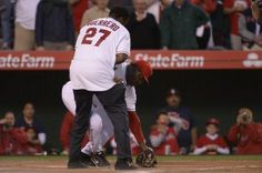 Don Baylor's Freak Injury Adds To Angels' Injury Woes