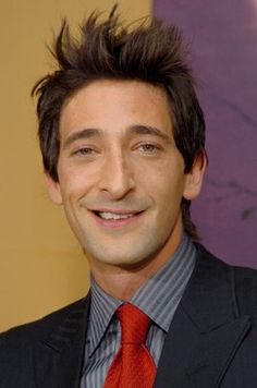 Adrien Brody at event of The Village (2004)