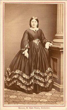 1860's woman