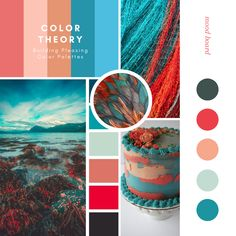 """Color Theory - how to build pleasing color palettes for your cake designs - it isn't hard, just takes a little knowledge. Delve into the beauty of color design! An often overlooked art concept in the edible arts. Learn ratios for colors """"on the canvas"""" and color mixing and blending too! We will be teaching this class in-store and virtually, as well as streaming to our Patreon Channel @artisincakes"""