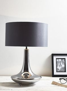 New lily drop table lamp bhs house ideas pinterest bhs levi table lamp mozeypictures Image collections