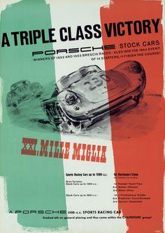 Porsche Mille Miglia