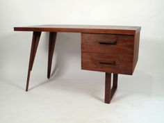 Luther Conover Desk for Pacifica 1947 California