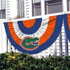 Florida Gators Team Logo Bunting