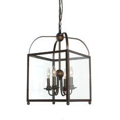 vintage copper light fixtures
