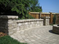 Wonder if I can use pavers? Save some cost?
