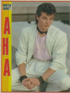Morten Harket - a-ha