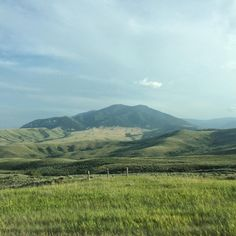The beautiful view on our drive to the ranch we stayed at near Belfry, Montana. It was our first trip to Montana. What a gorgeous place!