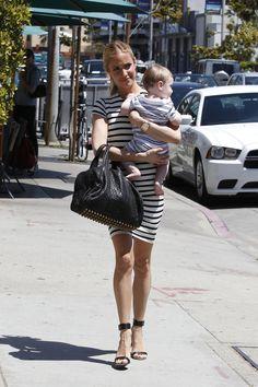 Cool mum Kristin Cavallari
