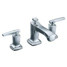 Check out the Kohler K-16232-4 Margaux Widespread Bathroom Faucet priced at $446.25 at Homeclick.com.