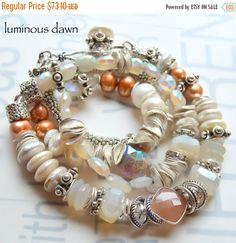 ON SALE bracelet wrap bracelet artisan bracelet by soulfuledges
