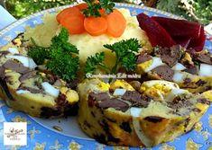 Ezeket a finomságokat hóvégén is bevállalhatod! Paleo, Keto, Hungarian Recipes, Baked Potato, Mashed Potatoes, Bacon, Chicken, Cooking, Ethnic Recipes