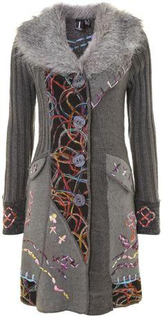 knitted patchwork dress - Hľadať Googlom