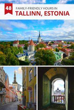 How to spend 48h in Tallinn, Estonia