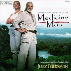 TOPSELLER! Medicine Man: Original Motion Picture... $2.80