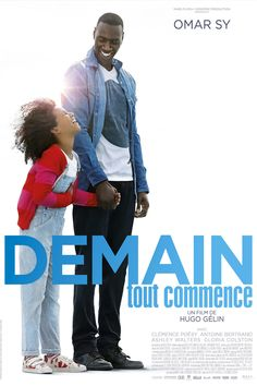 Demain tout commence - A powerful storyline. Omar Sy always plays these wonderful characters and makes the most meaningful films.